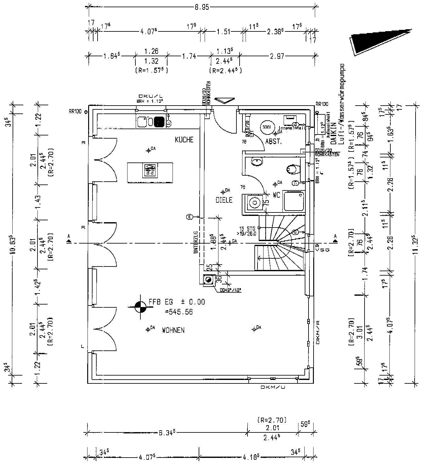 hausbau mit heinz von heiden in bayern haus grundrisse. Black Bedroom Furniture Sets. Home Design Ideas