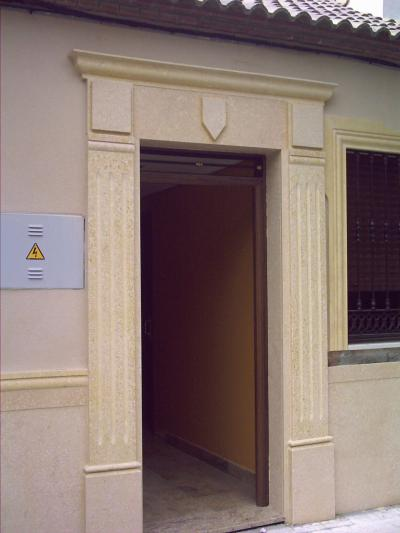 M rmoles rodr guez carvajal fachadas - Piedra caliza fachada ...