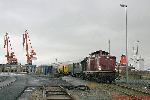 Brunsbüttel Elbehafen