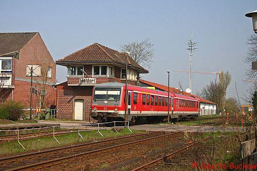 Meldorf Einfahrt