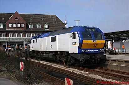 DE2700-02 in Westerland