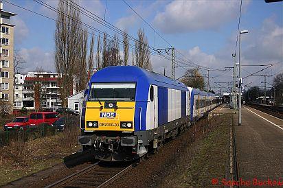 NOB DE2000-03 in Elmshorn