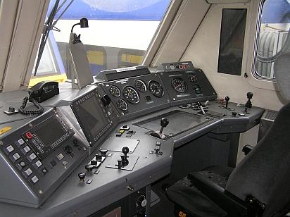 Führerstand ME26