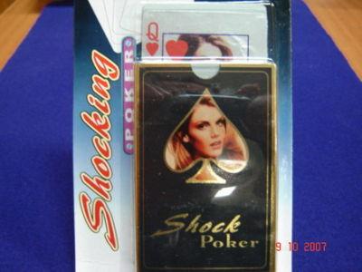 shok poker шок покер карты с приколом