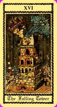 Significato dei Tarocchi La Torre Arcani Maggiori come leggere i Tarocchi La Torre Arcani Maggiori Interpretazione dei Tarocchi La Torre Arcani Maggiori Lettura Tarocchi La Torre Arcani Maggiori