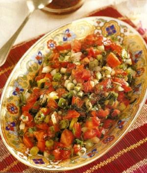 bostana salata tarifi