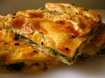 Ispanaklı Börek tarifi lezzetli kolay ve resimli tarifler