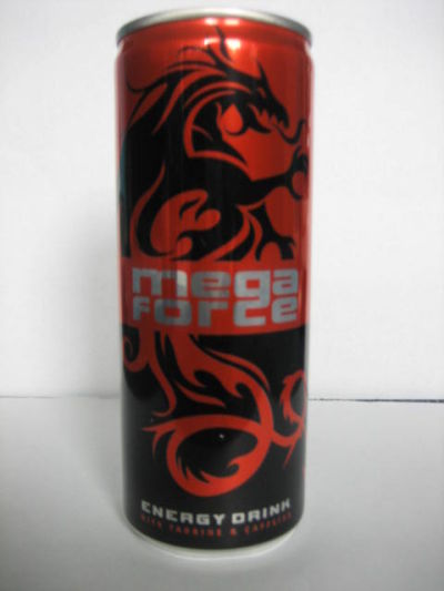 Mad Max Energy Drink
