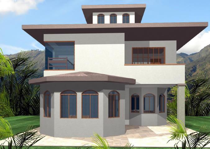 Modelo c0005 - Casas prefabricadas costa rica ...