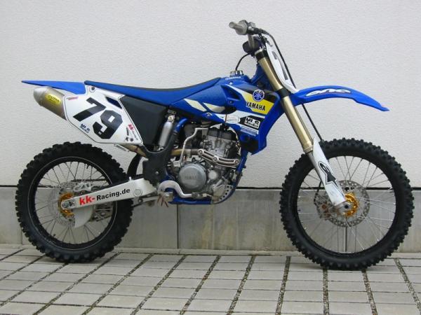 Yamaha Yfzse