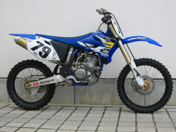 Yamaha Yz X