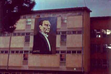 Atatürk öğretmen Lisesi-Hasanoğlan 1982