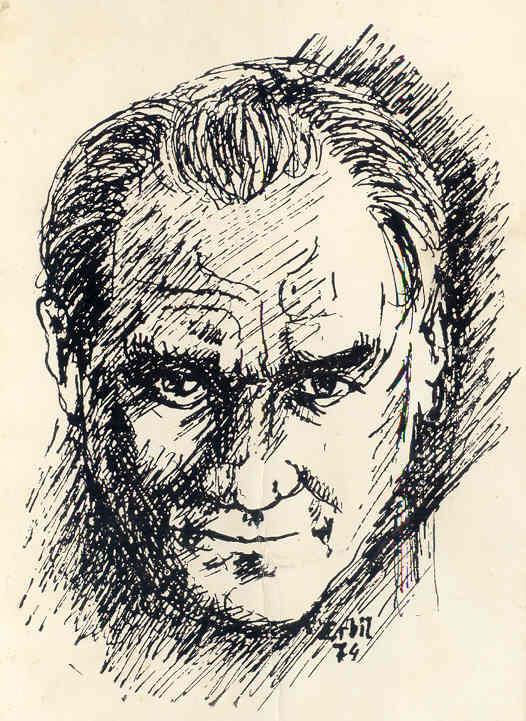 Atatürk(Tararma ucla desen 1974)