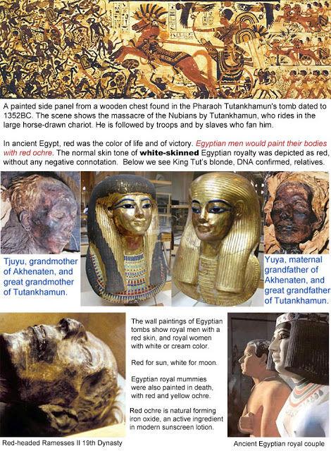 Mumya, Mısır