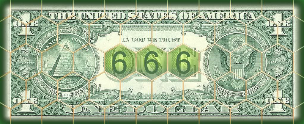 deccal, antichrist, 666
