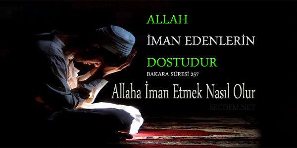 iman, faith