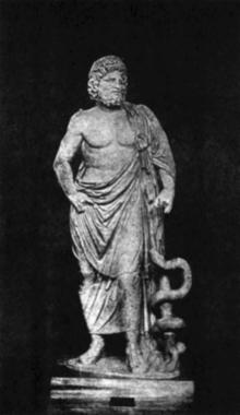 Aeusculap, Aesklepios