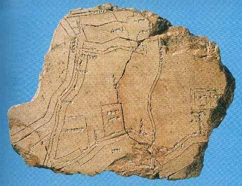 nippur, stone, taşı