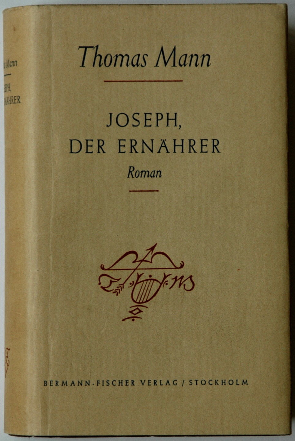 Thomas Mann, Joseph and His Brothers