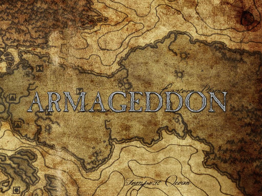 armageddon, map, harita