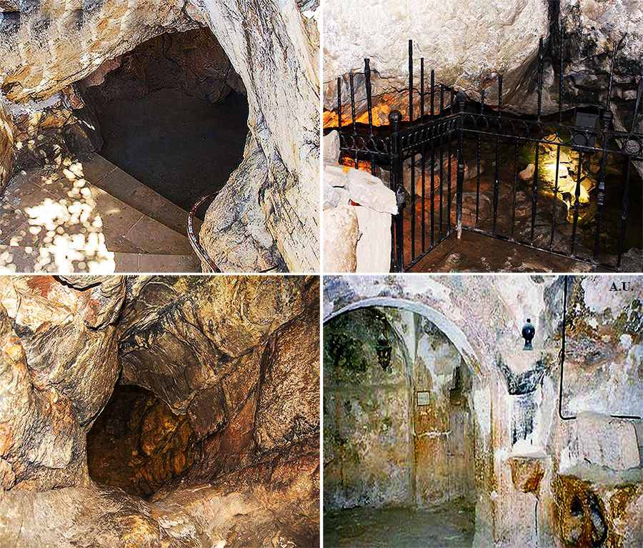 Ashab-ı Kehf, Tarsus, mağara