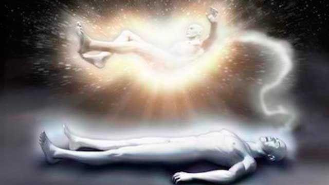Gümüş Kordon, Astral Seyahat