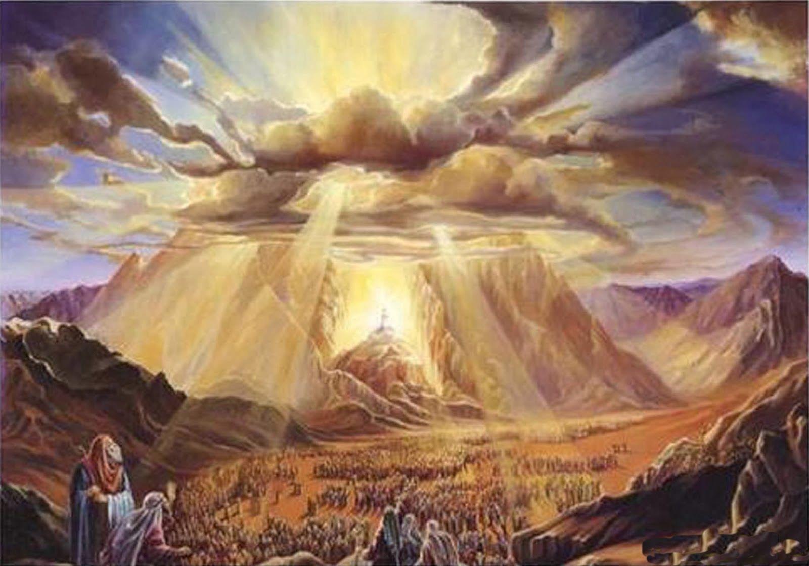 bulut, cloud, Musa, Moses