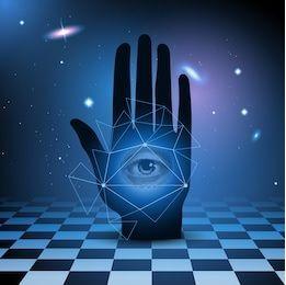 damalı zemin, illuminati