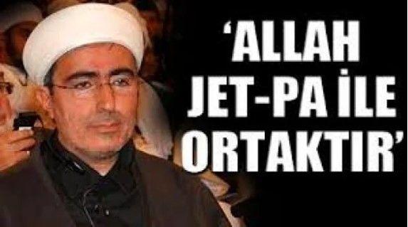 jet-pa, Allah, ortak