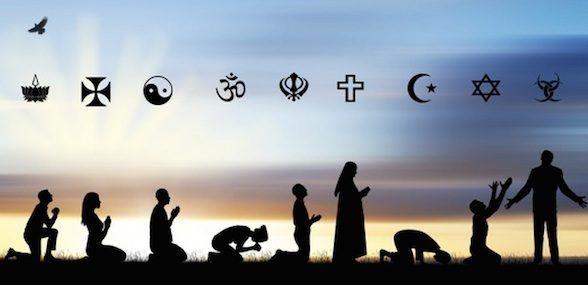 En hızlı büyüyen dini grup: Müslümanlar
