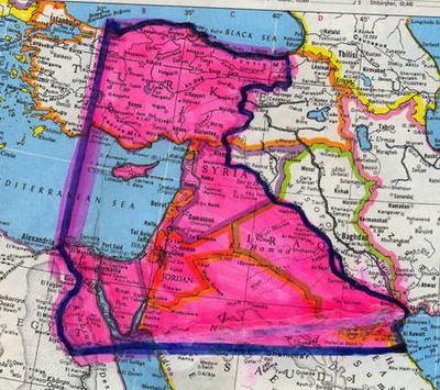 vaat edilmiş topraklar, Türkiye