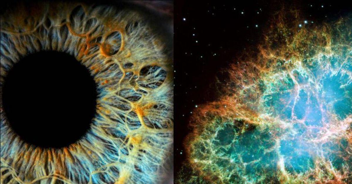Göz, Nebula, Eye