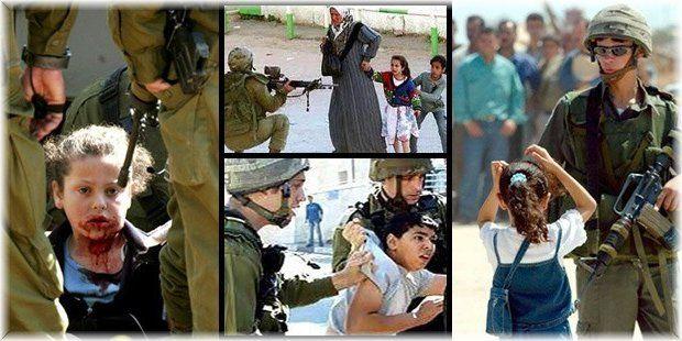 israil, şiddet, zulüm