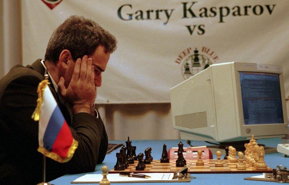 Kasparov, Deep Blue