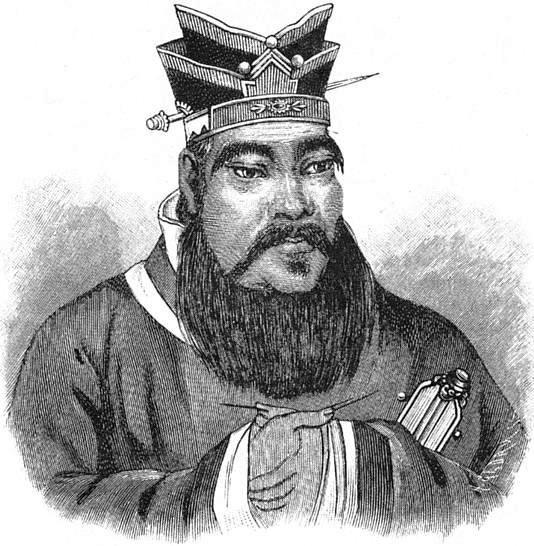 Konfüçyus, Kong Qiu