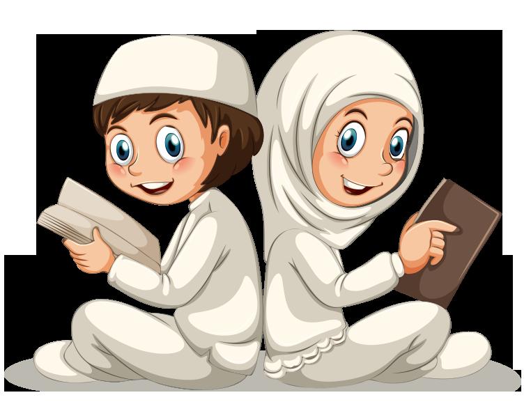 Müslüman çocuk