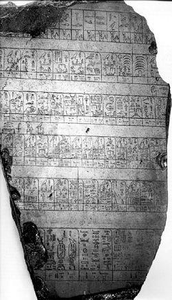 torino papirüsü