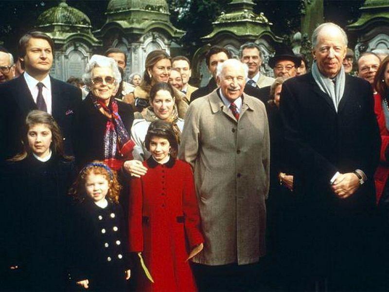 Rothschild Ailesi, Rothschild family