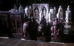 satranç, Harun Reşid, Charlemagne