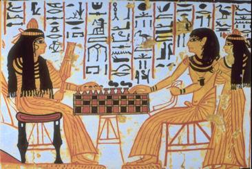 senet oyunu, senet game, Mısır, Egypt