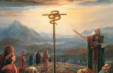 Hz. Musa, Moses, yılan, serpent