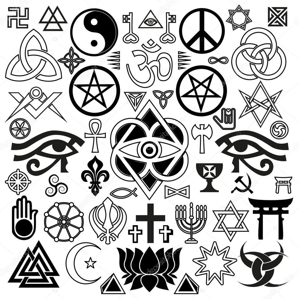 gizli semboller, secret symbols