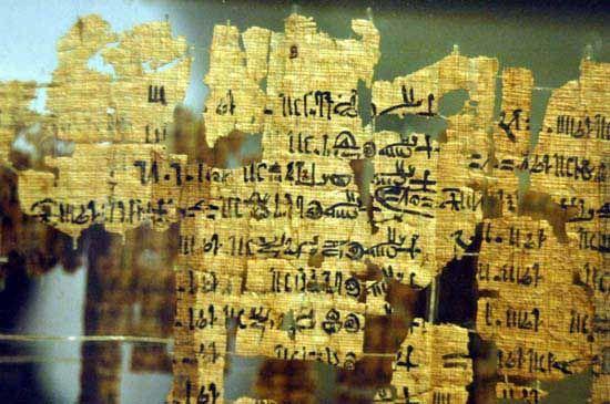 turin, papirüsü