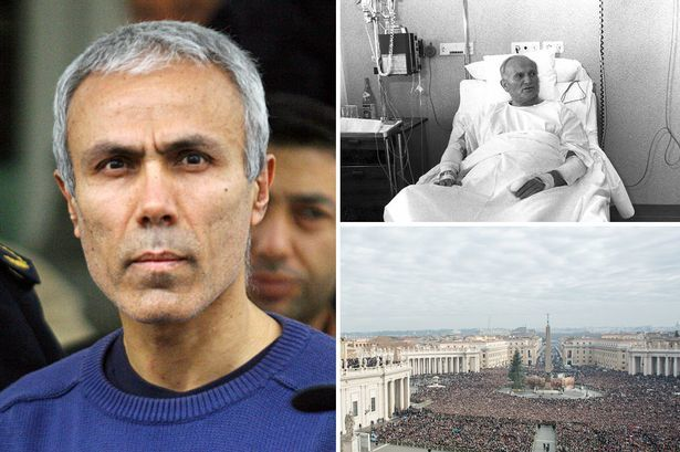 Vatikan, Vatican, Mehmet Ali, Agca, Papa