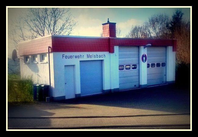 Feuerwehraus Melsbach