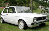 Auto (VW Golf)
