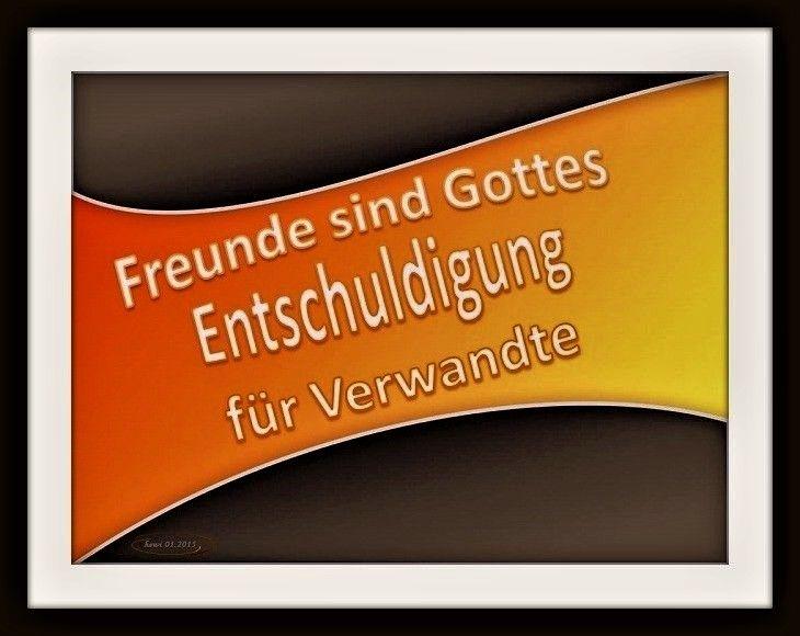 """Spruch """"Freunde"""""""