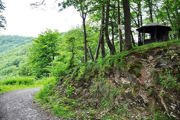 Schutzhütte Almblick