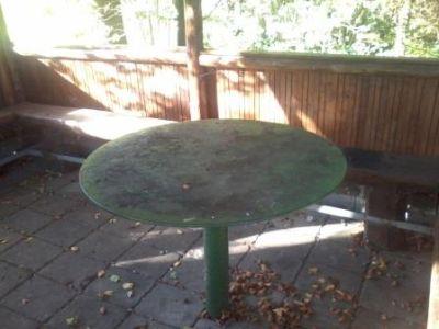 Der Eiserne Tisch