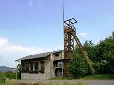 Förderturm Melsbach